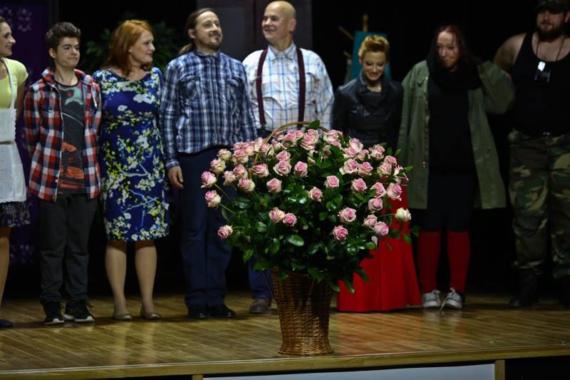 Aktorzy Amatorskiego Teatru im. Stefana Jaracza